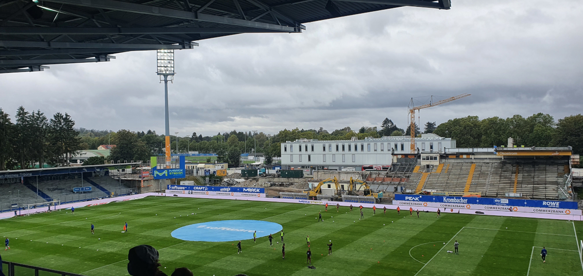 Sv Darmstadt 98 Tickets Kaufen