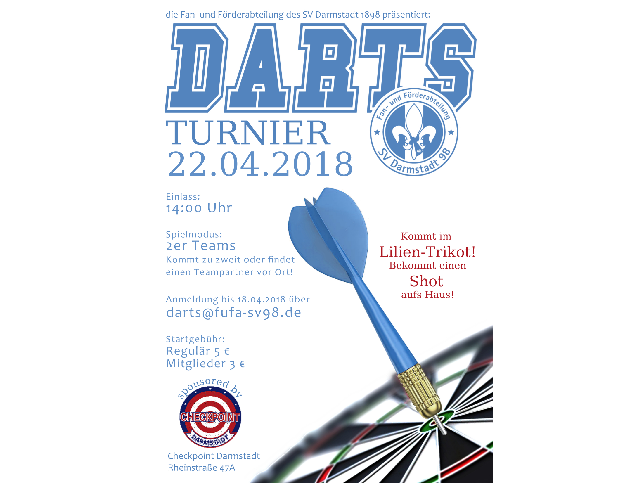 darts turniere